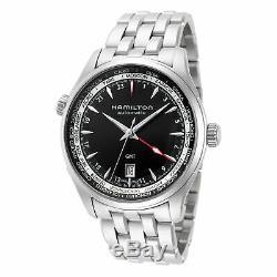 Hamilton Jazzmaster GMT Auto Men's Automatic Watch H32695131