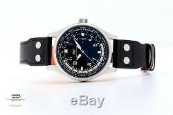 IWC Pilot Worldtimer GMT IW326201