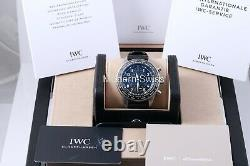 IWC Pilot's Watch Timezoner Chronograph 2020 Box/Papers IW395001