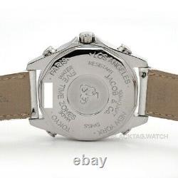 Jacob & Co. Five Time Zone Diamonds MOP Wristwatch JCM-24DA