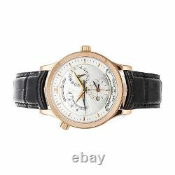 Jaeger-LeCoultre Master Control Geographic Gold Auto 38mm Mens Watch Q1422420