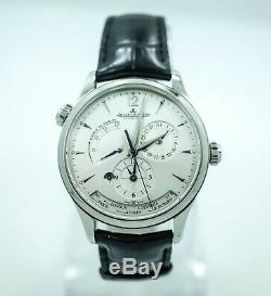 Jaeger LeCoultre Master Geographic ref 176.8.29. S 39mm
