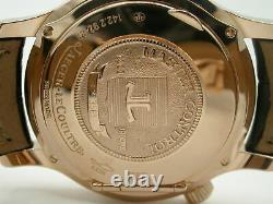 Jaeger Le Coultre Master Control Geographic 142.2.92 18k Rose Gold Watch