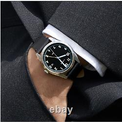 LINJER GMT WATCH. With extra straps! Reduced! 41mm case 22 mm lugs