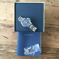 Longines Conquest GMT Automatic Wrist Watch 41mm