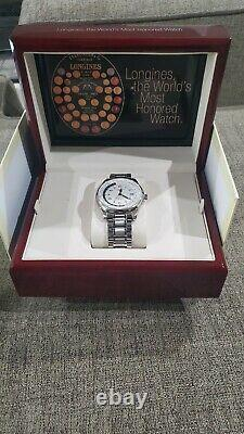 Longines Master Collection GMT L2.802.4.70.6 Men's automatic