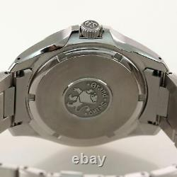 MINT 2020 PAPERS Grand Seiko GMT Blue 39mm Stainless Steel SBGN005 Quartz Watch