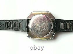 MORTIMA Super Datomatic World Time Compressor DIVER GMT Rare