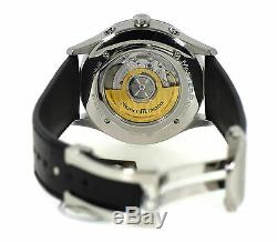 Maurice Lacroix Masterpiece Worldtimer Stainless Steel Watch MP6008-SS001-110