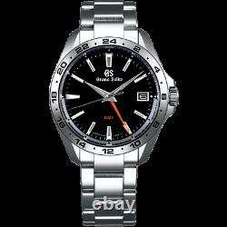 Mint Grand Seiko GMT SBGN003 9F86 39mm Full Set with Warranty till Sep 2023