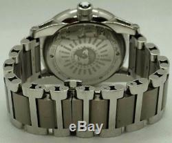 MontBlanc World Time Southern Hemispheres GMT Men's Watch