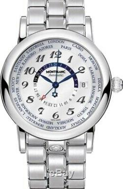 Montblanc Star World-Time GMT