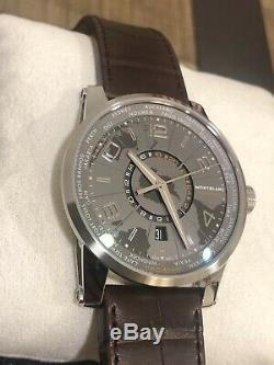 Montblanc Timewalker World-time Hemispheres Model 108956ls Brand New