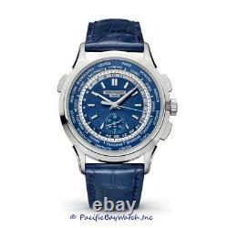 NEW Patek Philippe 5930G-001 World Time Men's Watch