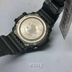 New Casio G-SHOCK RANGEMAN GW-9400 Digital Black Out GW9400-1B Solar Authorized