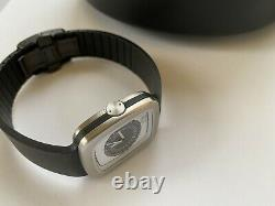 New Ikepod Manatee Mn04, Worldtime, Gmt, Marc Newson Design