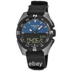New Tissot T-Touch Expert Solar Perpetual Alarm Men's Watch T091.420.46.041.00