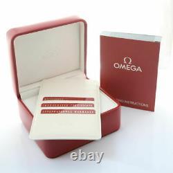 OMEGA Seamaster Aqua Terra Co-Axial Watch 231.13.43.22.01.001 RRP £5200 NEW