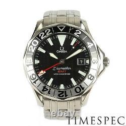 Omega Seamaster GMT, 50th Anniversary Edition, 41mm Ref 2234.50.00