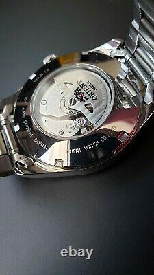 Orient Polaris Automatic GMT Men's Watch, DJ05003W