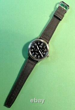 Oris Big Crown Worldtimer Wristwatch 01-690-7735-4164, lightly worn
