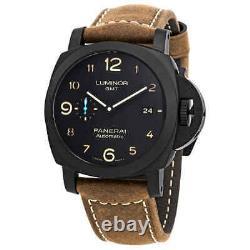 Panerai Luminor 1950 3 Days GMT Automatic Men's Watch PAM01441