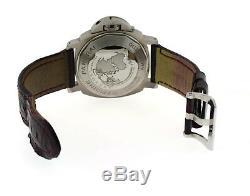 Panerai Luminor Arktos Limited Edition Stainless Steel Watch PAM92