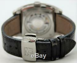 Perrelet GMT 24 City World Timer Watch A1023 With Box & Papers