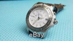 Rare Tiffany & Co GMT WORLD TIME Wristwatch Orologio swiss armbanduhr montre