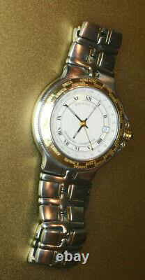 Raymond Weil Parsifal Gmt Automatic Steel and Gold Man Ref. 2990 Swiss