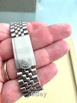 Rolex 1675 GMT-Master Pepsi Steel Mens Oyster Bracelet Watch Date