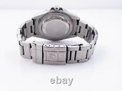 Rolex Explorer II 16570 Black Dial Stainless Steel UNPOLISHED 2004