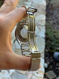 Rolex Explorer II 16570 White/Polar Dial Stainless Steel 1997 Near Mint