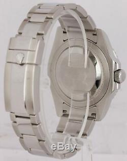 Rolex GMT-Master II BATMAN Stainless Steel Black 40mm Ceramic 116710 LN Watch