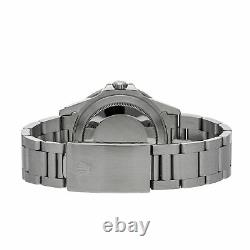 Rolex GMT-Master Pepsi Auto 40mm Steel Mens Oyster Bracelet Watch Date 16700