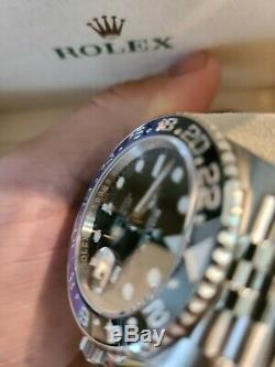 Rolex Gmt II Batman New