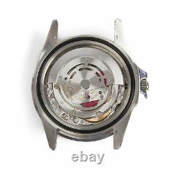 Rolex Gmt-master Pepsi Tritium Patina Stainless Steel Watch 16750 40mm W5932