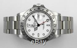 Rolex Oyster Perpetual Explorer II 16570 White Dial (2000)