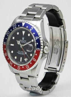 Rolex Oyster Perpetual GMT Master16700 Superb Condition (1993)