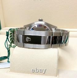 Rolex Sky-Dweller 326934 Stainless Steel 42mm Blue Dial With Papers 2020 UNWORN
