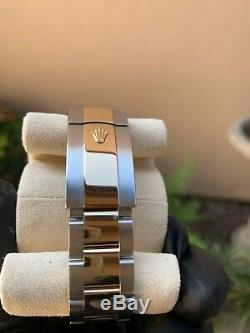 Rolex Sky-Dweller Steel Gold Champagne Watch GMT 326933 Box Papers 2019