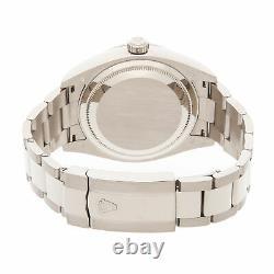 Rolex Sky-Dweller White Gold Auto 42mm Mens Watch Oyster Bracelet 326939