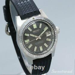 SEIKO 1967 Vintage First 1st Diver 6217-8001 Cal. 6217A Automatic Watch Rare
