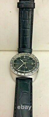 SEIKO AUTOMATIC NAVIGATOR TIMER 6117-8000 CIRCA 1969's