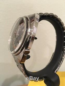 Seiko World Time 6117-6400 Jan 1972 GMT Navigator