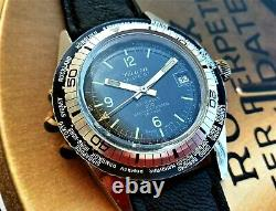 Sicura BREITLING GMT World Time RALLYE GT TRITIUM 200 TESTED OVERSIZE Vacuum