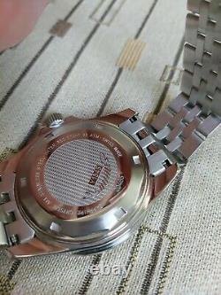 Squale 30 ATMOS Black GMT Ceramica 40mm