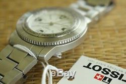 Tissot Navigator World Time Ana Crew Gmt White Dial Deployment Bracelet Box Set