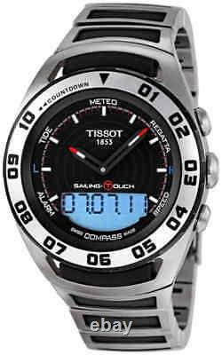 Tissot Sailing Touch Chronograph Men's Watch T0564202105100