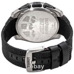 Tissot T-Touch Solar Quartz Analog-Digital Black Dial Men's Watch T0914204605103